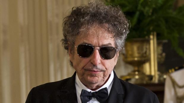 Bob Dylan en la Sala Este de la Casa Blanca en Washington, DC (Estados Unidos) el pasado 29 de mayo de 2012