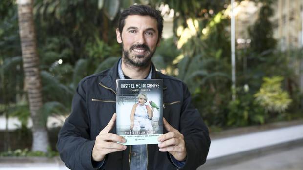 El periodista y escritor Daniel Pinilla