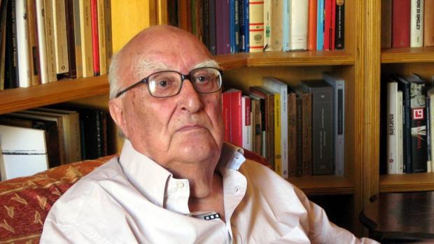 Andrea Camilleri, autor de «Mis momentos», una de las últimas novedades editoriales
