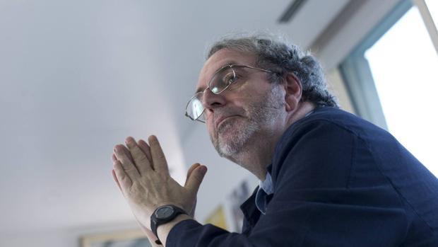 Jon Juaristi, autor de «Miguel de Unamuno»