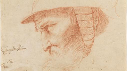 «Cabeza de guerrero», de Ribera
