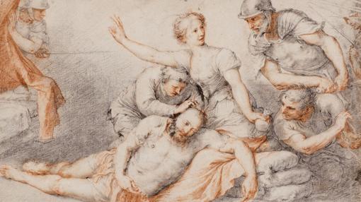 «Sansón y Dalila», de Ribera