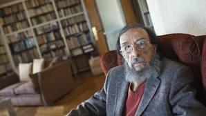 Juan Eduardo Zúñiga, premio Nacional de las Letras