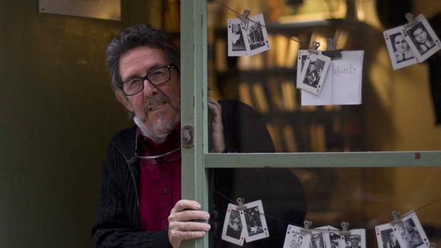 Paco Camarasa, fotografiado ayer en Barcelona