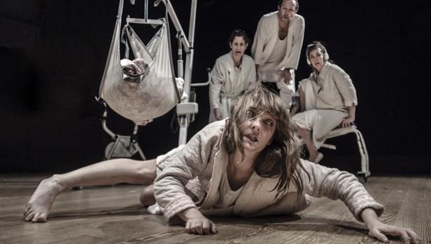 Teatro Estrenos:  «Vivimos en una sociedad profundamente sedada que rechaza el dolor»