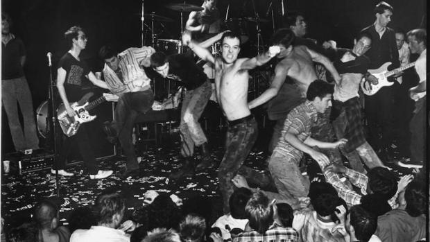 Un concierto de Dead Kenneys