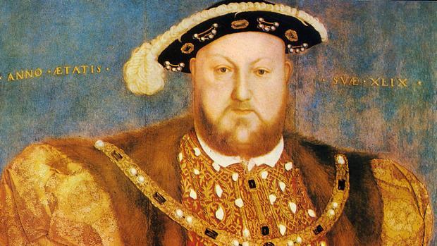 El lado más sensible de Enrique VIII