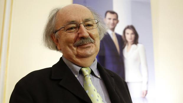 El poeta Antonio Colinas, premio Reina Sofía de Poesía Iberoamericana