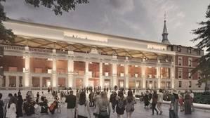 Así es el proyecto de Foster y Rubio Carvajal para la última ampliación del Prado