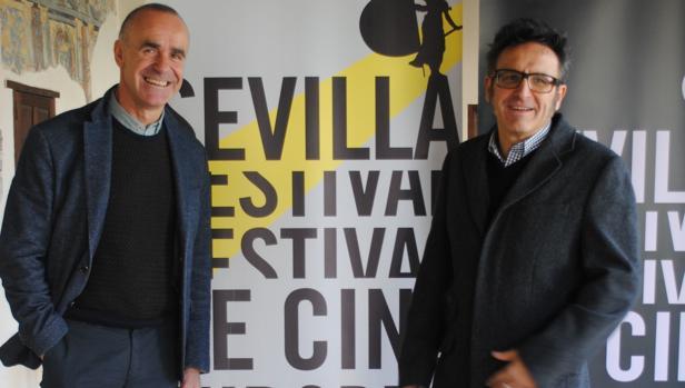 Antonio Muñoz y José Luis Cienfuegos