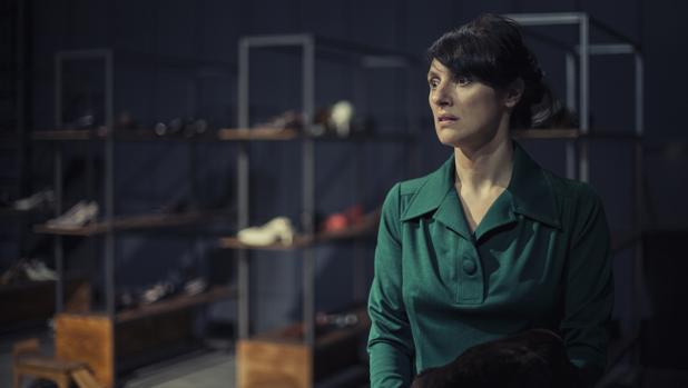 María Morales, en una escena de «Todo el tiempo del mundo»