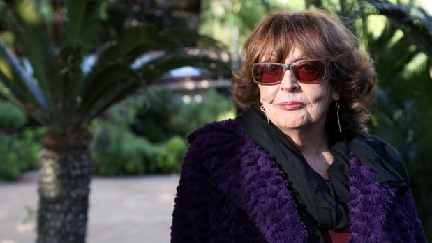 La escritora catalana Cristina Fernández Cubas