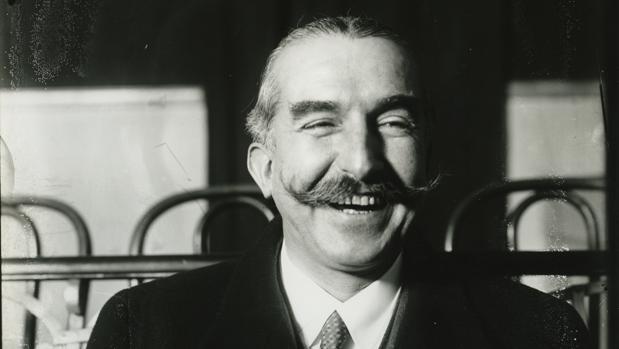 El dramaturgo Pedro Muñoz Seca