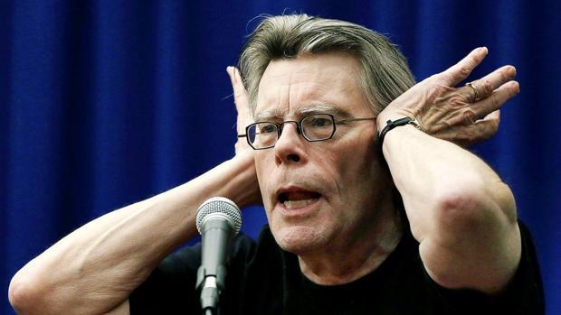 Stephen King, autor de «Quien pierde paga»
