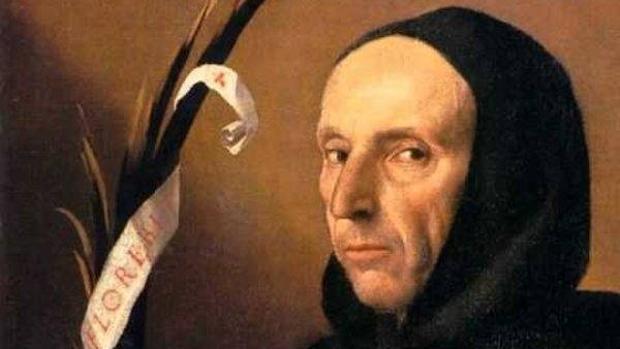 Fray Jerónimo Savonarola