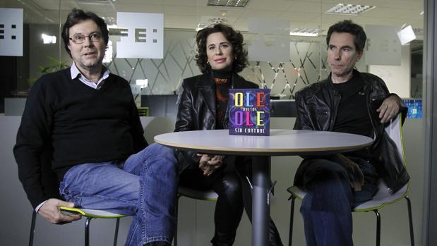 Los integrantes de Olé, Olé