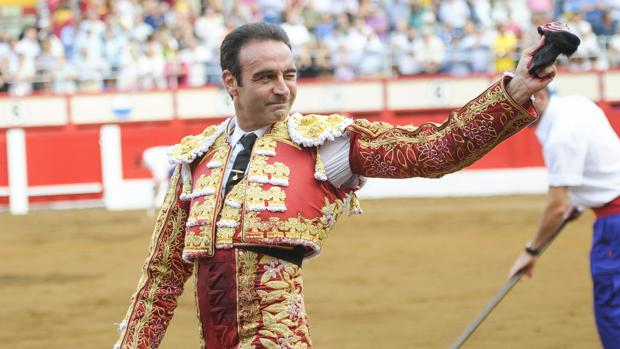Enrique Ponce, en Cuatro Caminos