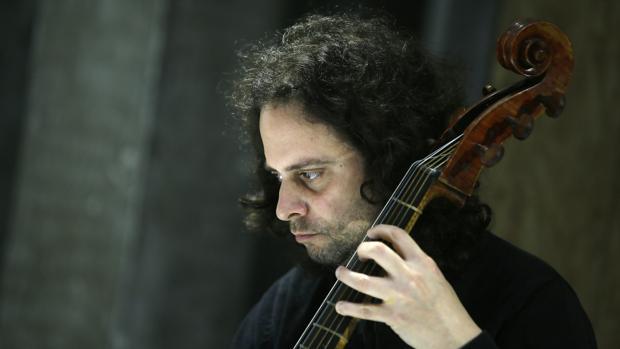 Fahmi Aqhai, director musical de la formación sevillana