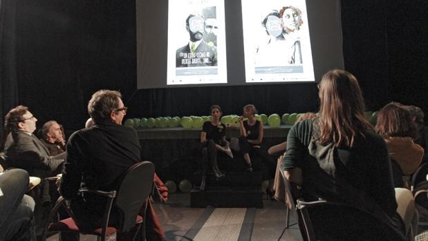 Presentación del feSt en el Teatro Duque-La Imperdible