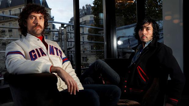 El dúo francés Justice, en una imagen reciente