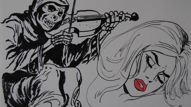 «La muerte de Dot»