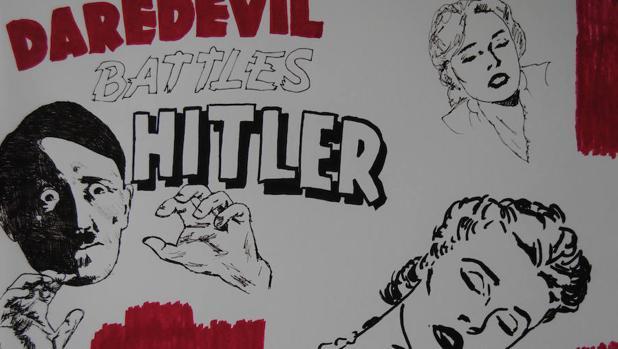 «La muerte de Eva Braun»