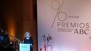 Catalina Luca de Tena: «Nuestro único interés ha sido contribuir al proyecto de convivencia en libertad»
