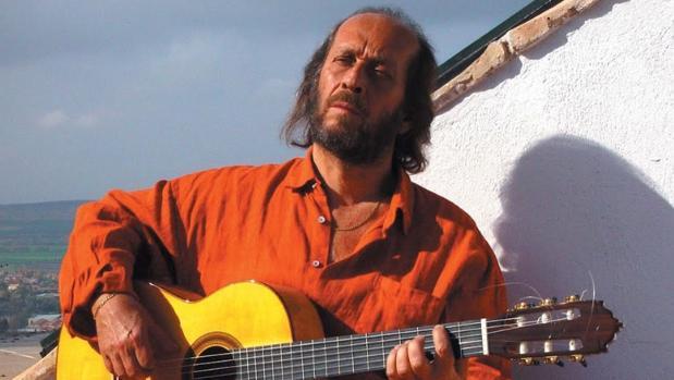 Imagen del disco «Cositas buenas», publicado por Paco de Lucía en 2004