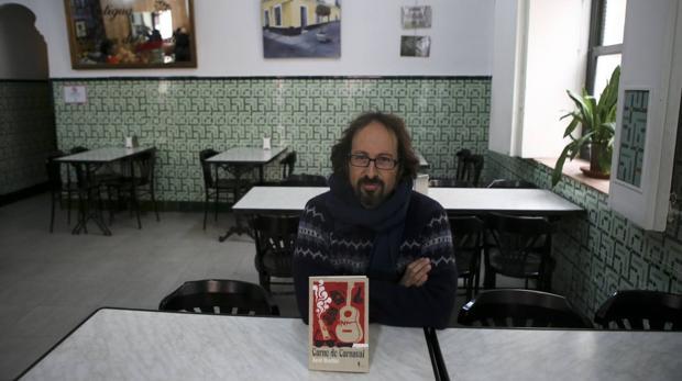 David Monthiel es autor de 'Carne de Carnaval'