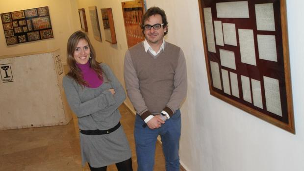 Carolina Alarcón y Julio Criado
