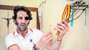 Juan José Padilla: «No concibo la vida ni el toreo sin la fe religiosa»