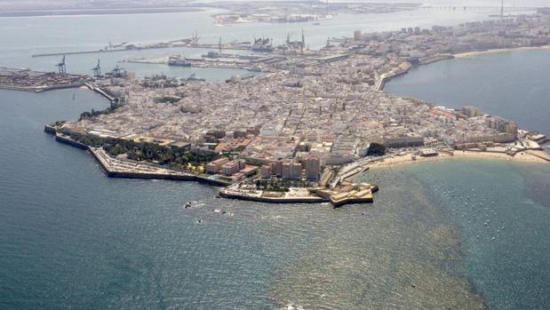 La población se concentraba en el actual centro histórico..