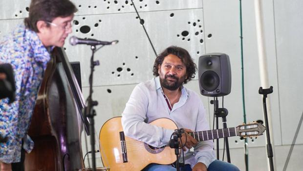 Javier Colina y Josemi Carmona