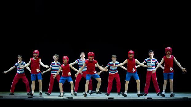 «Billy Elliot» se españoliza