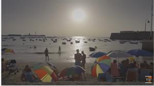 Fotograma del documental 'La gran ola'