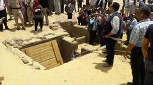 Hallan 17 momias faraónicas que revitalizan las investigaciones en la necrópolis de Tuna El-Gebel