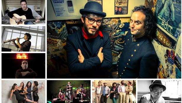 Flamenco, danza, pop y otras propuestas alternativas se darán cita en el Baluarte este verano