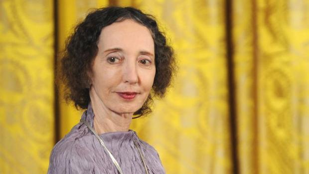 La escritora estadounidense Joyce Carol Oates