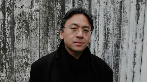 El escritor británico de origen japonés Kazuo Ishiguro