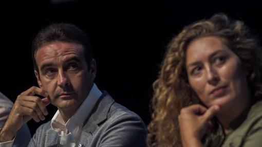 Enrique Ponce y Estrella Morente