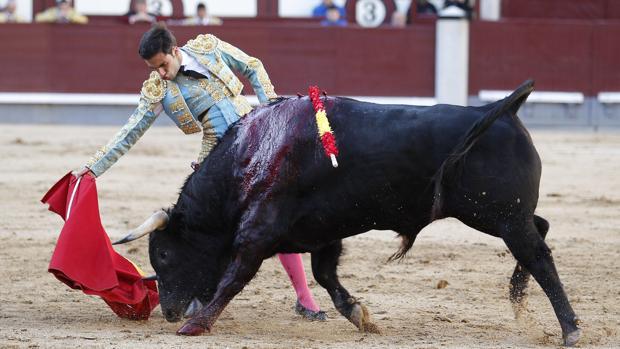 Fernando Flores, este año en Las Ventas