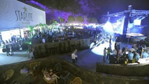 Una de las actuaciones del festival Starlite Marbella