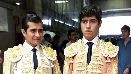 Los hermanos Adame, Joselito y Luis David