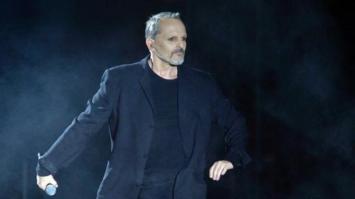 Miguel Bosé, en Sevilla el 8 de septiembre
