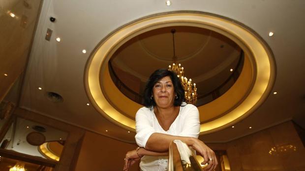 Almudena Grandes, autora de «Los pacientes del doctor García»