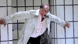 Kurt Streit, en una escena de «Lucio Silla»
