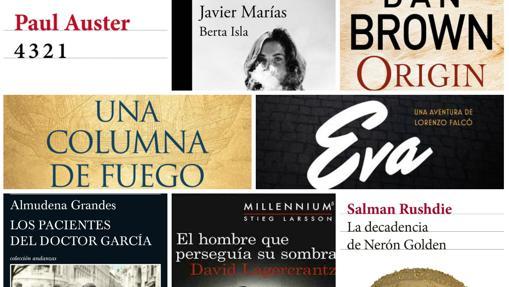 Los libros más recomendados para leer en otoño de 2017
