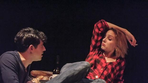 Una escena de «Nina», de José Ramón Fernández, en un reciente montaje