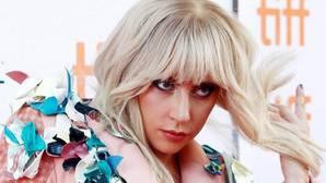 Lady Gaga en el festival de Toronto