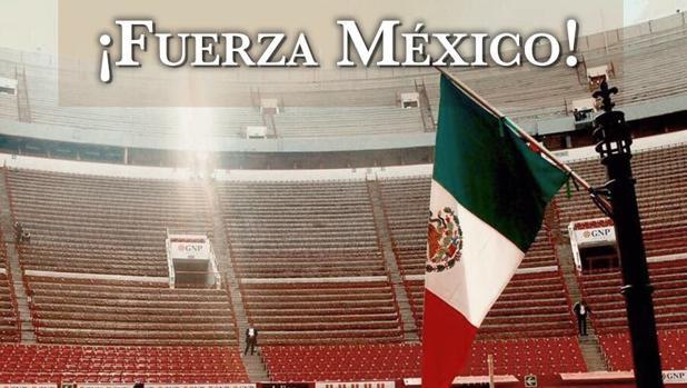Imagen de la Plaza México